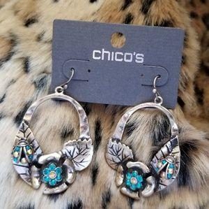 NWT CHICOS earrings